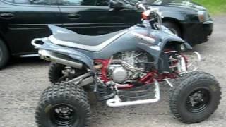 4. Yamaha yfz 450 For Sale MN