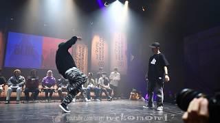 Satoci vs Cgeo – DANCE ALIVE HERO'S 2020 KANSAI CHARISMAX ALL STYLES FINAL