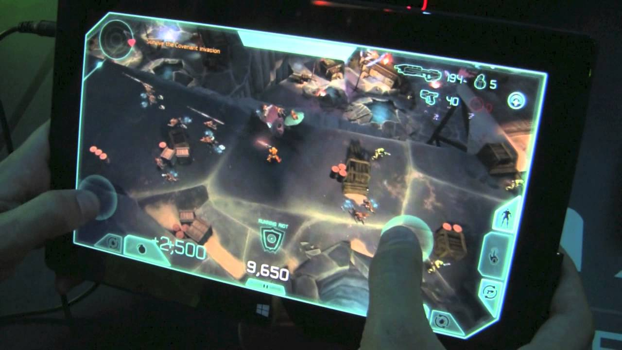E3 2013: Hands-On with 'Halo: Spartan Assault', Microsoft's Windows Exclusive Dual-stick Shooter