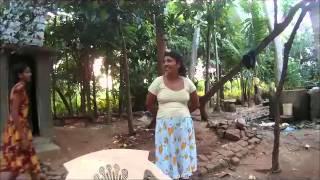 True Village life in Sri lanka