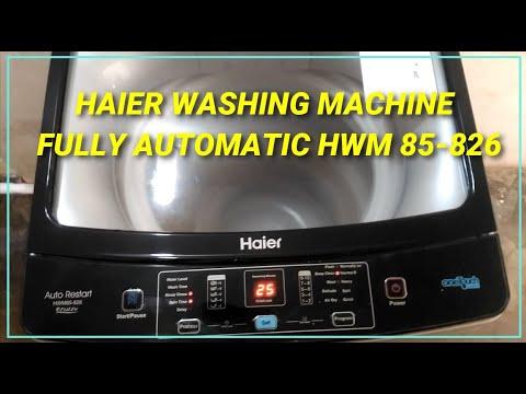 Automatic Washing Machine | Haier | Fully Automatic HWM 85-826