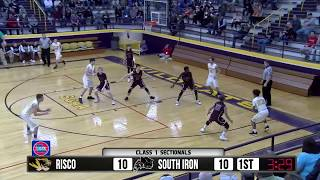 Video Boys Class 1 Sectionals - Risco vs. South Iron 2-26-19 MP3, 3GP, MP4, WEBM, AVI, FLV Agustus 2019