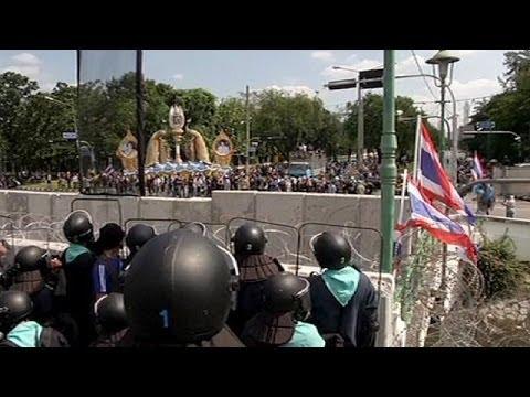 Таиланд. Революция набирает обороты
