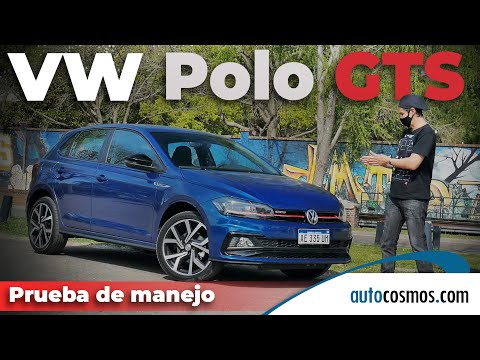 Test Drive VW Polo GTS