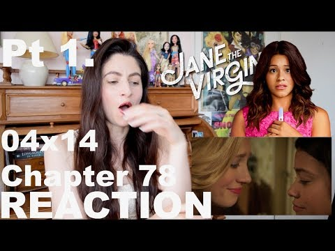 Jane the Virgin - 04x14 Chapter 78 Reaction Vid Pt. 1