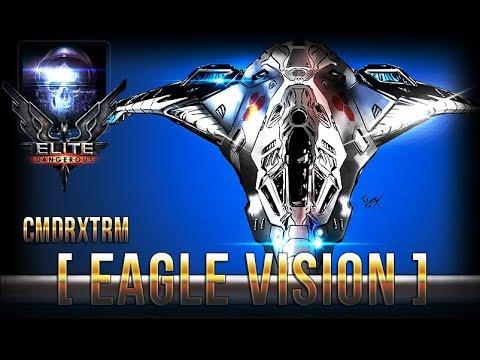 -=[ CMDRXTRM | THE EAGLE VISION ]=-