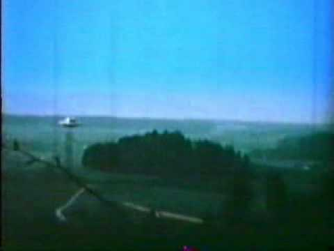 Ufo Alien Space Ship 1976 Footage Ovni Fleet Amazing Closeup Part 5
