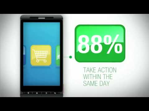 GoogleMobileAds - Unleash the power of mobile in your life and business today. This video shows the growing power of mobile marketing and the power of mobile advertising. http...