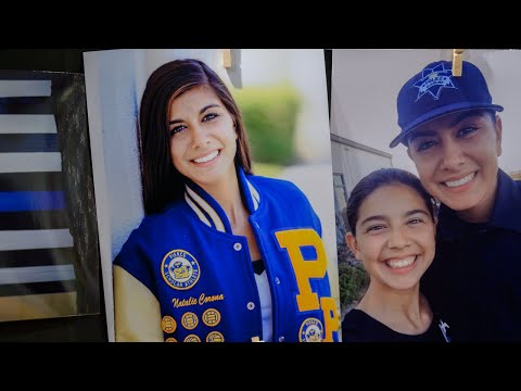 Davis officer Natalie Corona remembered by her father