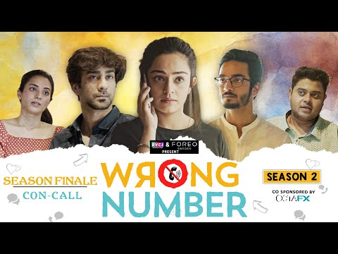 Wrong Number | S02E05 - Con-Call | Ft. Apoorva, Ambrish, Badri, Anjali & Parikshit | RVCJ Originals