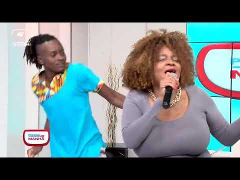 """MELANCIA DE MOZ """"GINGA"""" NA TV SUCESSO"""