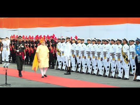 PM's address to the Nation from the Red Fort on 71st Independence Day Celebrations