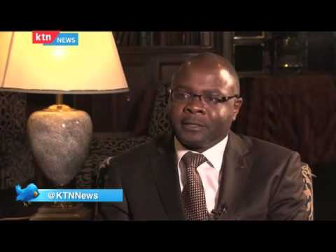 The Chamwada Report 1st May 2016 [Part 2] Episode 40 - Relationship between Kenya and Hungary