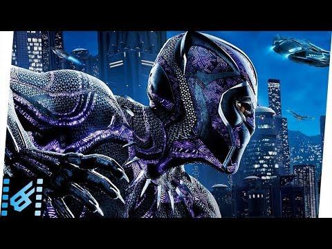 Black Panther vs Killmonger Hyperloop Fight | Black Panther (2018) Movie Clip