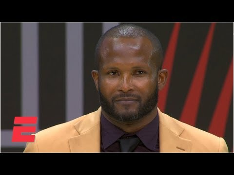 Video: Broncos great Champ Bailey looks back at career in Hall of Fame speech | NFL on ESPN
