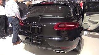 NEW 2014 Porsche Macan Turbo + inside look