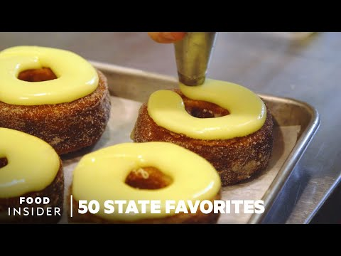 Insider's Favorite Dishes In Every State | 50 State Favorites