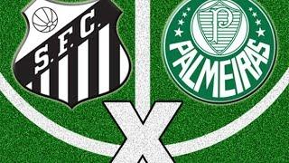 Assistir ○ Santos x Palmeiras ○Copa Chevrolet Paulista 2015 Final O primeiro jogo na Alianz deu 1x0 Pameiras o Santos...