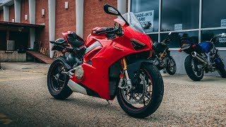 3. 2018 Ducati Panigale V4S | First Ride & Review