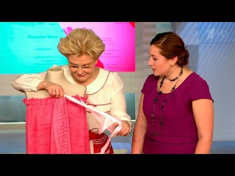 Жить здорово! Необычное использование полотенца. (28.11.2013) (видео)