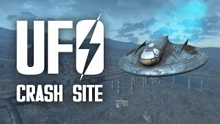 Download Lagu The Full Story of the UFO Crash Site, the Alien Blaster, and the Garbled Radio Beacon in Fallout 4 Mp3