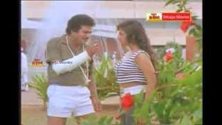 Aa Okkati Adakku Telugu Full Movie Part -5,  Rajendra Prasad, Rambha