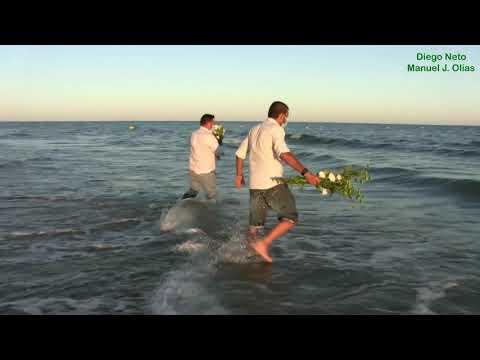 Ofrenda floral a los Marineros, Romería de La Redondela 2020