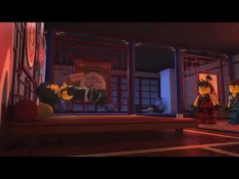 Vidéo LEGO Ninjago 70741 : Airjitzu de Cole