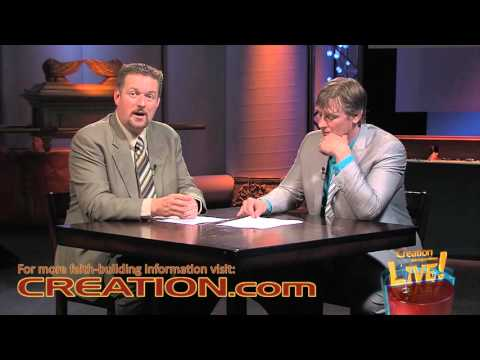 Many estimates reveal creation date around 4000BC (Creation Magazine LIVE! snippet)