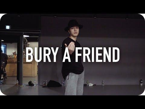 bury a friend - Billie Eilish / Junsun Yoo Choreography - Thời lượng: 6 phút, 19 giây.
