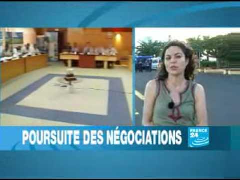 Guadeloupe: le ton du LKP devient menaçant
