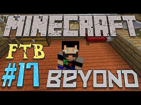Minecraft FTB Beyond - Autocrafting Obsidian With Refined Storage (17)