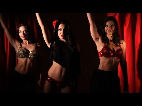 Клубные танцы: Бурлеск Кристины Агилера. Онлайн обучение.