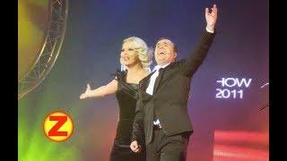 Mihrije Braha&Naim Abazi - Rob I Dashurisë - ZHURMA SHOW AWARDS 2011 - ZICO TV