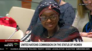 United Nations Commission on the status of women