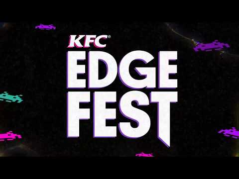 KFC Edgefest official lineup 2017 (видео)