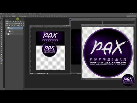 PAX TUTORIALS – Photoshop – Web Banner erstellen