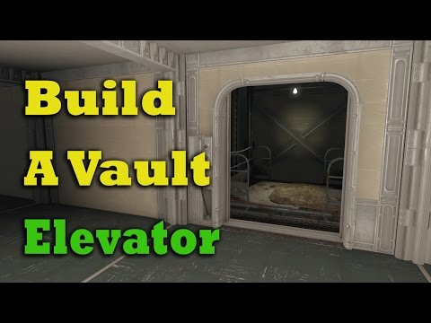 Video Fallout 4 Tips & Tricks: How to Build a Vault Elevator download in MP3, 3GP, MP4, WEBM, AVI, FLV January 2017