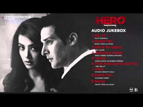 Hero Naam Yaad Rakhi | Full Audio Jukebox | Jimmy