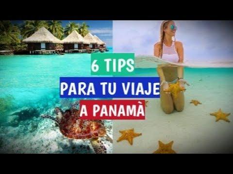6 TIPS PARA TU VIAJE A PANAMÁ 🇵🇦 🌴   CONSEJOS Y RECOMENDACIONES   TYTAN EN  PANAMÁ ✈️