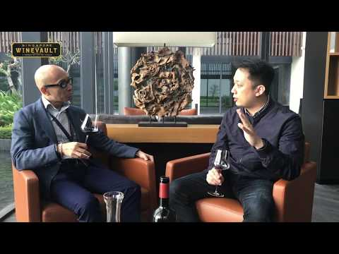 Ep 1-3  Wine Tasting with Luigi's Wines owner Looi Wan Teng