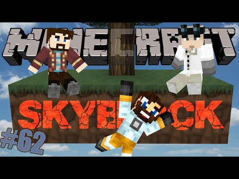 Minecraft – Hardcore Skyblock Part 62: An Overdue Journey (Agrarian Skies Mod Pack)