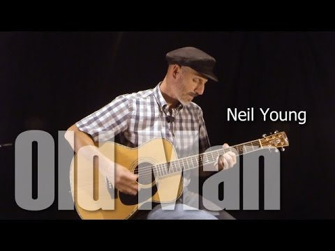 Old Man – Neil Young – Guitar Lesson, Beginner, Intermediate, Advanced