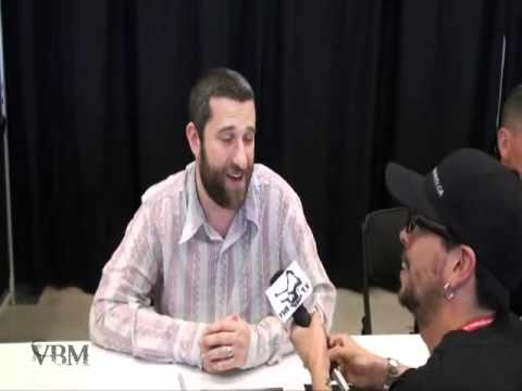 Pain T.V. feat. Dustin Diamond a.k.a. Screech 2012 Niagara Falls Comic Con