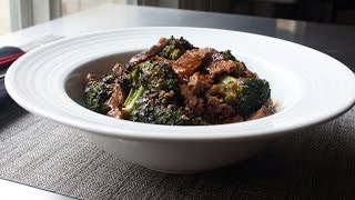 Charred Broccoli Beef Recipe - How to Make Broccoli Beef at Home by Food Wishes