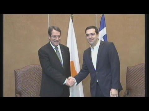 Αλ. Τσίπρας: Ελλάδα και Κύπρος, παράγοντες σταθερότητας στην ευρύτερη περιοχή