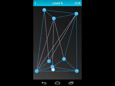 Video of Entangled Game - Logic Puzzle