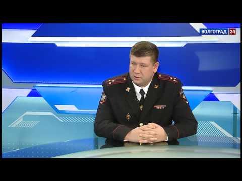 Денис Моисеев, начальник Волгоградского линейного управления МВД России на транспорте