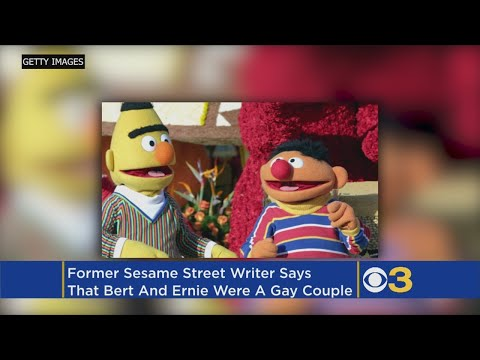 Former 'Sesame Street' Writer Reveals Bert And Ernie Are Gay Couple