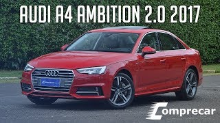Ver o vídeo Audi A4 Ambition 2.0 2017